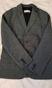 Boys Gray Blazer